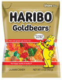 Haribo Gold Bears Gummi Candy, 5oz (142g) - Parthenon Foods