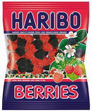 Haribo Berries, 200g - Parthenon Foods