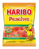 Haribo Peaches, 5 oz