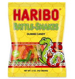 Haribo Rattle Snakes Gummi Candy, 5oz - Parthenon Foods