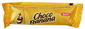 Kandit Choco Banana CASE (40x17g) - Parthenon Foods