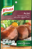 Au Jus Gravy Mix (Knorr) 0.6 oz (18g) - Parthenon Foods