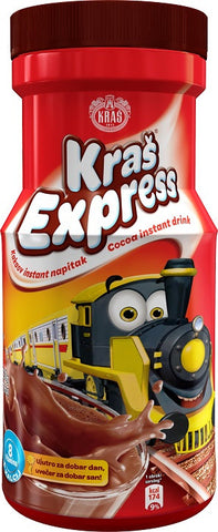 Kras Express Instant Cocoa Drink, 330g - Parthenon Foods