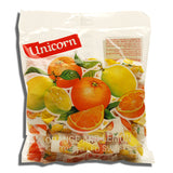 Lemon Orange Candy Fruit Filled, 8oz (MP or Kras) - Parthenon Foods