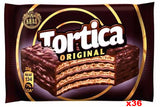 Tortica Chocolate Wafer (Kras) CASE, 36x25g - Parthenon Foods