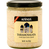 Taramosalata (krinos), 14oz - Greek Style Caviar Spread - Parthenon Foods