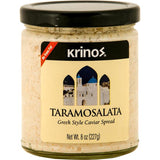 Taramosalata (krinos), 8oz - Greek Style Caviar Spread - Parthenon Foods