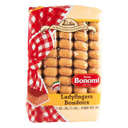 Lady Fingers (bonomi)  500g - Parthenon Foods