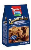 Loacker Chocolate Quadratini 8.82oz (250g) - Parthenon Foods