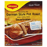 German Style Pot Roast, Sauerbraten Mix (Maggi) 46g - Parthenon Foods