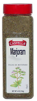Marjoram, Ground, 5oz - Parthenon Foods
