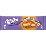 Milka Milk Chocolate with Toffee and Nuts, 300g - Parthenon Foods