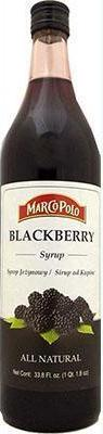 Blackberry Syrup (MP) 33fl.oz (or AdriaticSun) - Parthenon Foods
