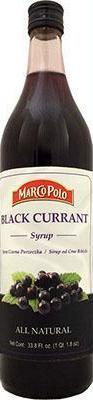 Black Currant Syrup (MP) 33fl.oz - Parthenon Foods