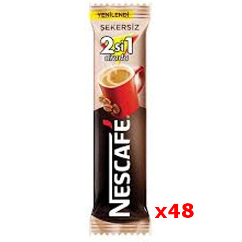 Nescafe 2 in 1, CASE (48 x 10 g) - Parthenon Foods