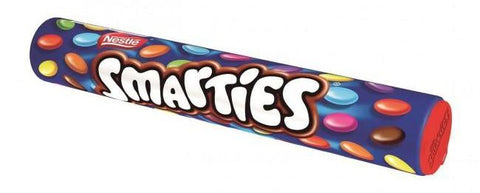 Nestle Smarties, 130g Giant Tube - Parthenon Foods