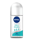Nivea Dry Fresh for Women Roll-On Deodorant, 50ml - Parthenon Foods