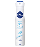Nivea Spray Deodorant, Fresh Natural, 150ml - Parthenon Foods