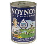 NOYNOY Evaporated Milk, Full Cream, 410g - Parthenon Foods