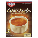 Creme Brulee Dessert Mix, 106g(3.7oz) - Parthenon Foods