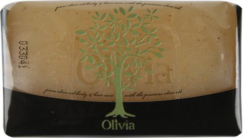 Olivia Natural Glycerine Body Soap - 6x125 Gr Bars - 6 Pack - Parthenon Foods