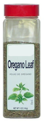 Oregano Leaves (Castella) 4 oz - Parthenon Foods