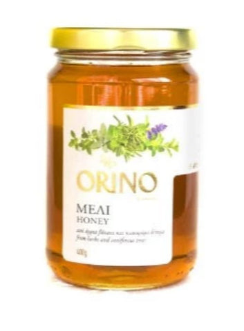 Pure Mountain Honey (Orino) 400g - Parthenon Foods
