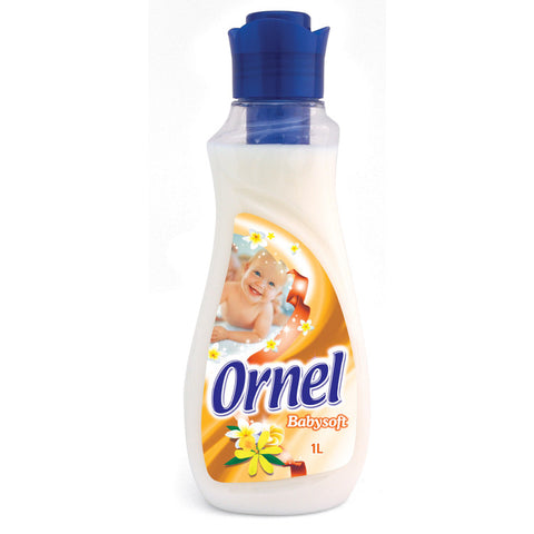 Ornel Babysoft Fabric Softener, 1L - Parthenon Foods