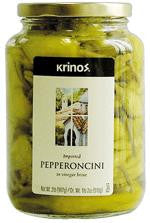 Pepperoncini Imported (krinos) 2lb - Parthenon Foods