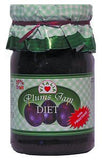 Plum Jam Light (Vitalia) 13.05 oz (370g) - Parthenon Foods