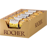 Ferrero Rocher Hazelnut Chocolates, CASE (12 x 3 pc) - Parthenon Foods