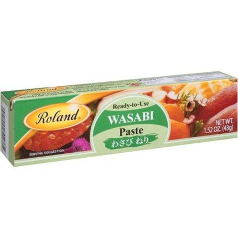 Wasabi Paste (Roland) 43 g (1.52 oz) - Parthenon Foods