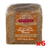Rubschlager European Style Whole Grain Bread, 16-Ounce (Pack of 6) - Parthenon Foods