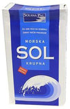 Sea Salt Coarse - Krupna Morska, 1kg - Parthenon Foods