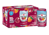 San Pellegrino Pomegranate & Orange 6 pack, 11.15 oz CANS - Parthenon Foods