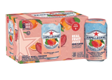 San Pellegrino Prickly Pear & Orange 6 pack, 11.15 oz CANS - Parthenon Foods