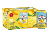 San Pellegrino Limonata 6 pack, 11.15 oz CANS - Parthenon Foods