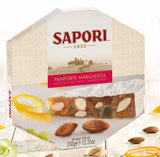 Panforte Margherita, Almond Cake with Candied Fruit (Sapori) 12.35 oz - Parthenon Foods