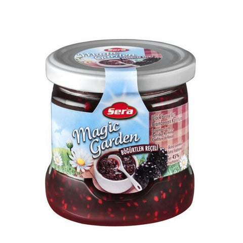 Black Berry Jam (Sera) 400g - Parthenon Foods
