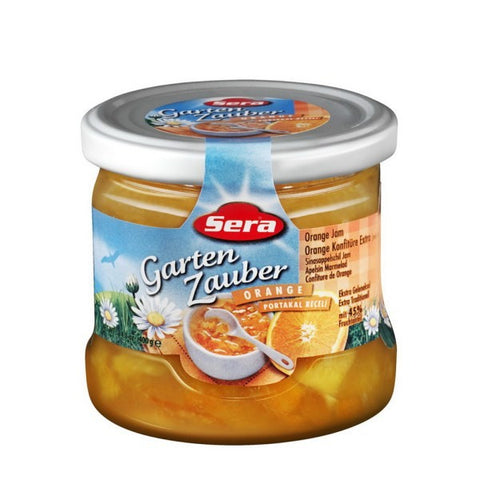 Orange Jam (Sera) 370g - Parthenon Foods