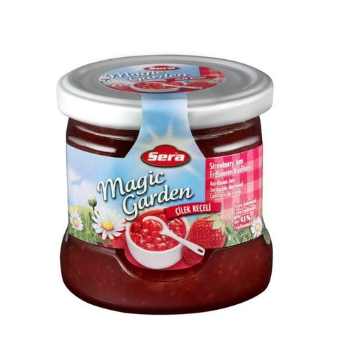 Strawberry Jam (Sera) 400g - Parthenon Foods