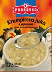 Cream of Mushroom Soup, 2.5oz - Parthenon Foods