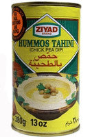Chick Pea Dip Hot (ziyad) 400g - Parthenon Foods