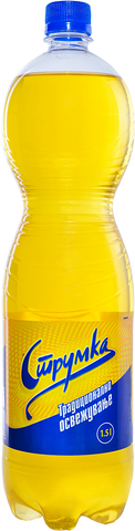 Pear Soda, Gazoza Soft Drink, 1.5 L (Brand Varies) - Parthenon Foods  - 3