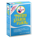 Potato Starch Flour (Swan) 12oz (340g) - Parthenon Foods