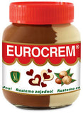 Eurocrem Hazelnut Milk and Cocoa Spread  800g - Parthenon Foods
