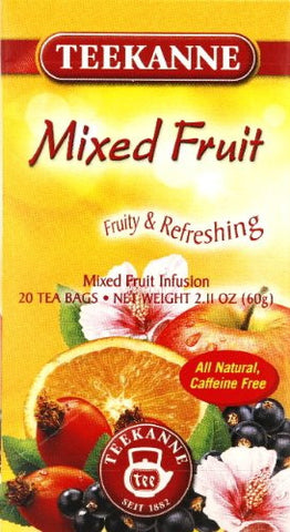 Mixed Fruit Tea (TEEKANNE) 2.11oz - Parthenon Foods