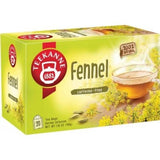 Fennel Herb Tea (Teekanne) 20 bags - Parthenon Foods
