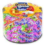 Candy Break Center Filled Soft Candy (Toffix) 700g - Parthenon Foods