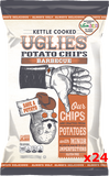 Uglies Barbecue Kettle Cooked Potato Chips CASE (24 x 2 oz) - Parthenon Foods